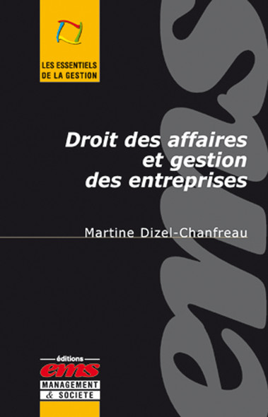 Droit des affaires et gestion des entreprises