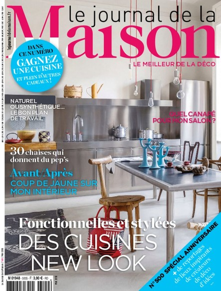 Le Journal de la Maison - Avril 2018
