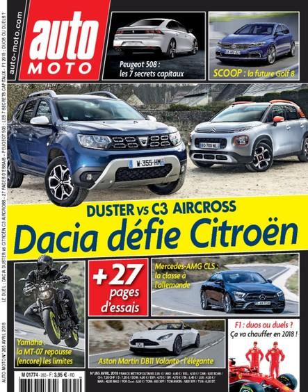 Auto Moto - Avril 2018