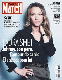 Paris Match N°3597 Avril 2018 |