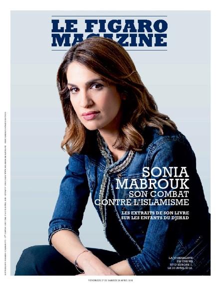 Figaro Magazine : Sonia Mabrouk