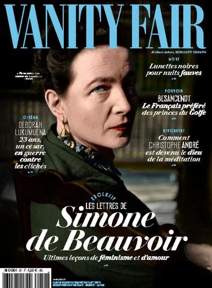 Vanity Fair - Avril 2018