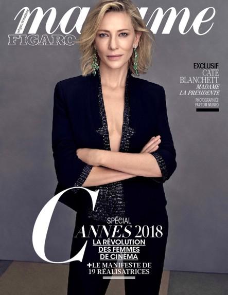 Madame Figaro - Mai 2018 - N°1758
