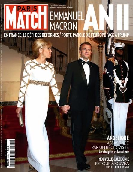 Paris Match N°3599 Mai 2018