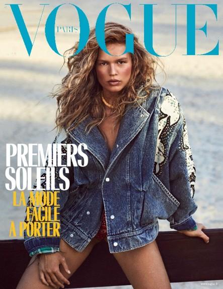 Vogue - Avril 2018