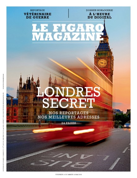Figaro Magazine : Londres Secret