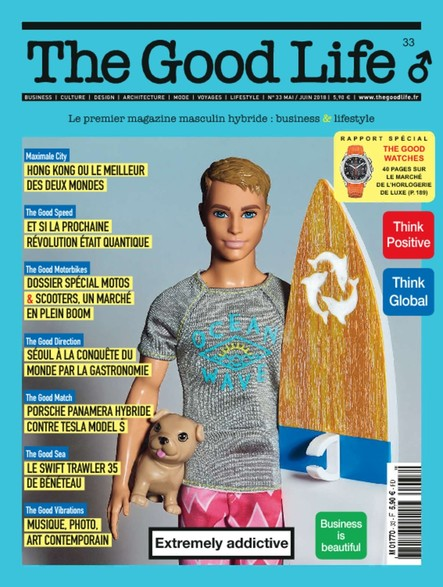 The Good Life N°33 - Avril 2018