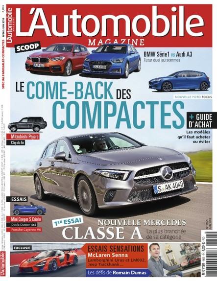 L'Automobile Magazine - Mai 2018