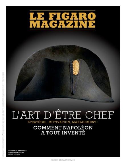 Figaro Magazine : L'art d'être chef
