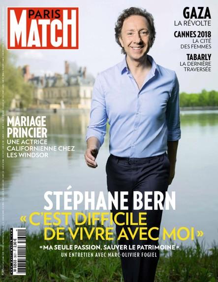Paris Match N°3601 Mai 2018