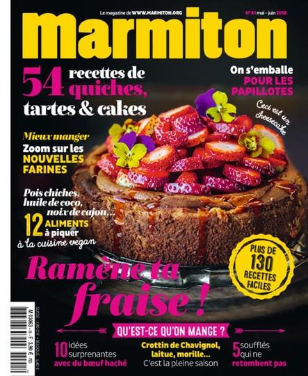 Marmiton - Mai / Juin 2018 - n°41