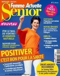Femme Actuelle Senior - Mai 2018 - N°2 |