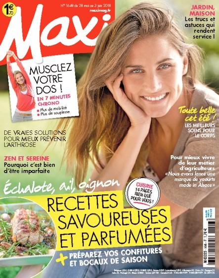 Maxi | Mai 2018 | N°1648