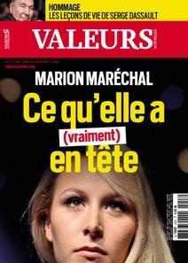 Valeurs Actuelles - Marion Maréchal : ce qu'elle a (vraiment) en tête |