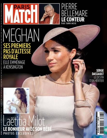 Paris Match N°3603 Mai 2018