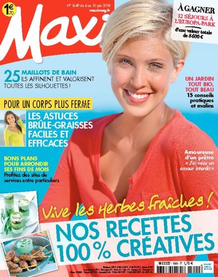 Maxi | Juin 2018 | N°1649