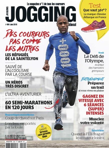 Jogging - Mai 2018