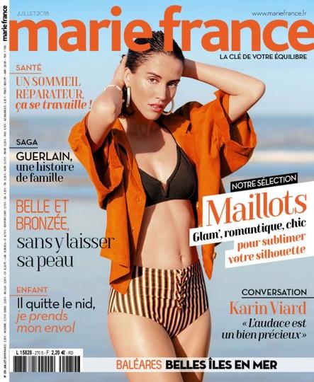Marie France - Juin 2018