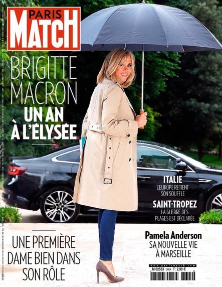 Paris Match N°3604 Juin 2018