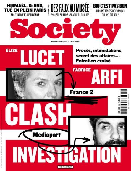 Society - Juin 2018 - N°82