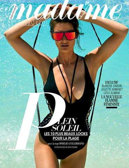 Madame Figaro - Juin 2018 - N°1765