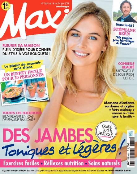 Maxi | Mai 2018 | N°1651