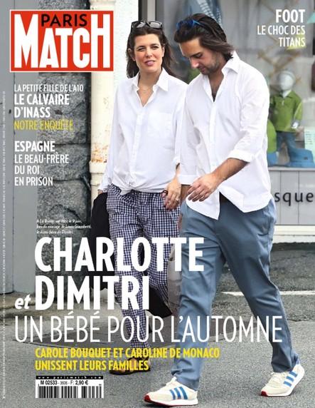 Paris Match N°3606 Juin 2018