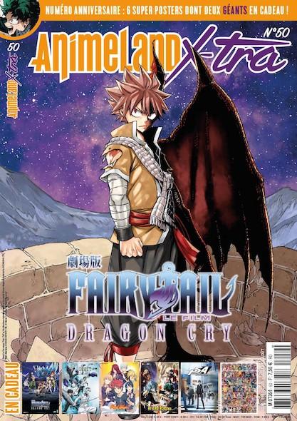 Animeland Xtra - N°50