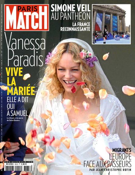 Paris Match N°3608 Juillet 2018
