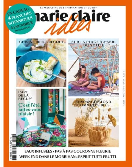 Marie Claire Idées - Juillet/Août 2018