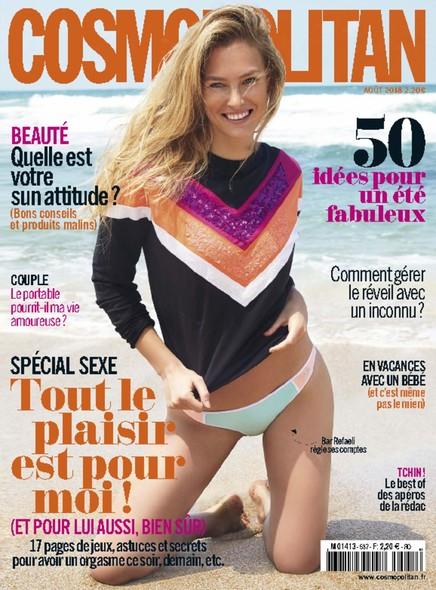 Cosmopolitain - Juillet 2018