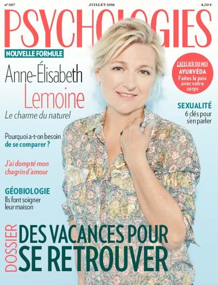 Psychologies Magazine - Juin 2018