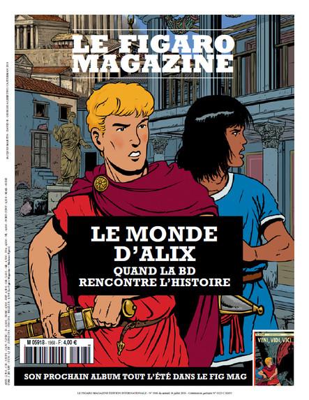 Le Figaro Magazine : Le Monde d'Alix