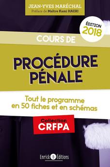 Cours de procédure pénale | Jean-Yves Maréchal
