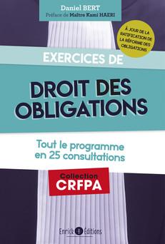 Exercices de Droit des Obligations | Daniel Bert
