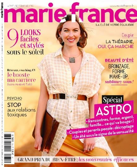 Marie France - Juillet 2018
