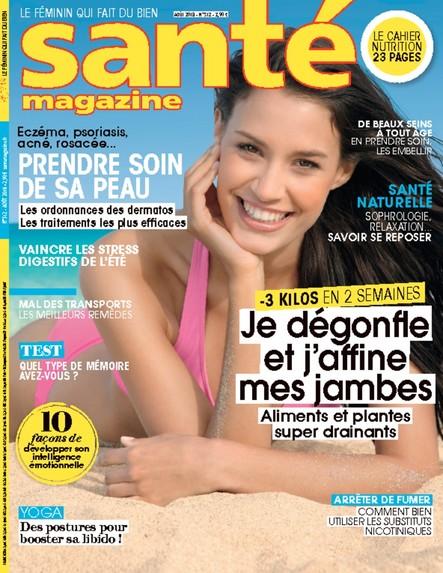 Santé Magazine - Juillet 2018