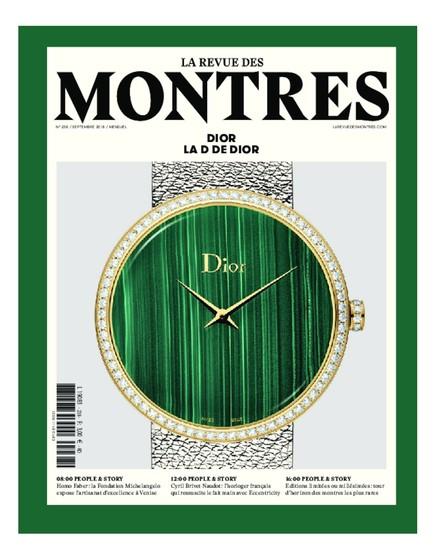 Revue des montres N°238 - Juillet 2018