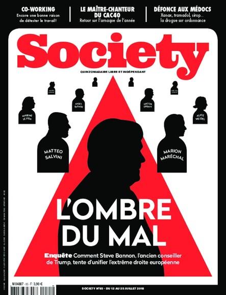 Society - Juillet 2018 - N°85