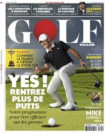 Golf Magazine - Juillet 2018 |