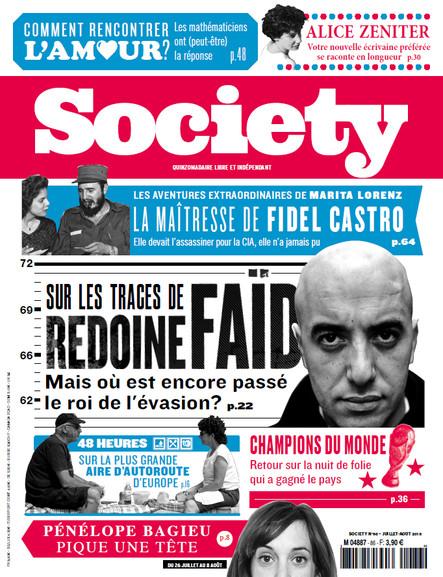 Society - Juillet-Août 2018 - N°86