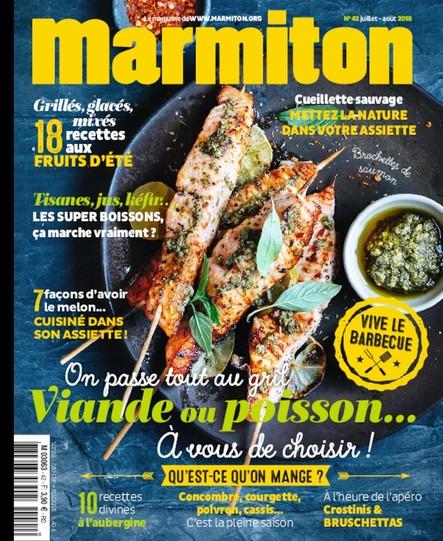 Marmiton - Juillet/Août - N°42