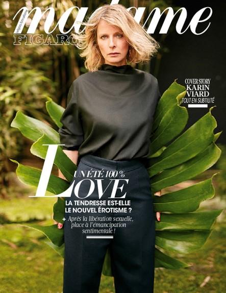 Madame Figaro - Août 2018 - N°1772