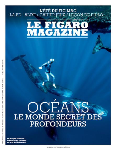Le Figaro Magazine : Océans, le monde secret des profondeurs
