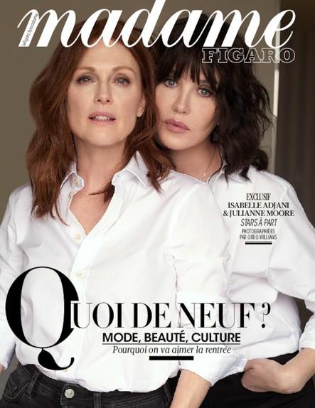 Madame Figaro - Août 2018 - N°1773