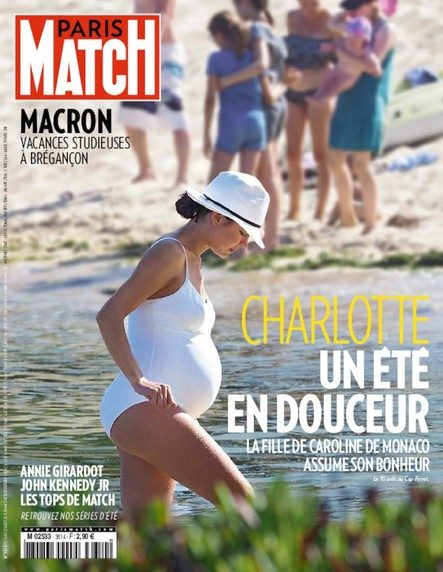 Paris Match N°3614 Août 2018