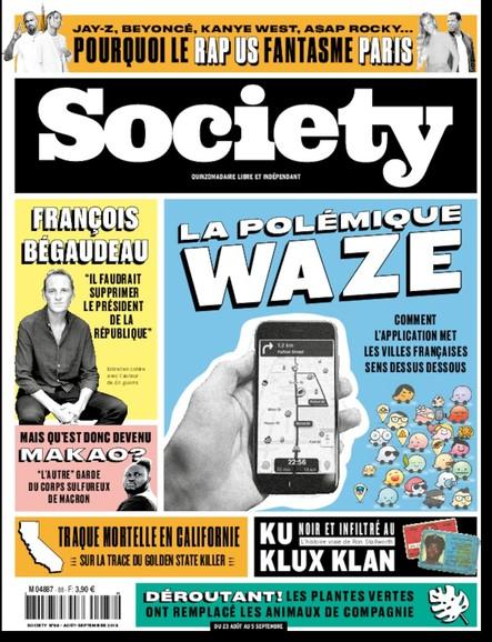 Society - Septembre 2018 - N°88