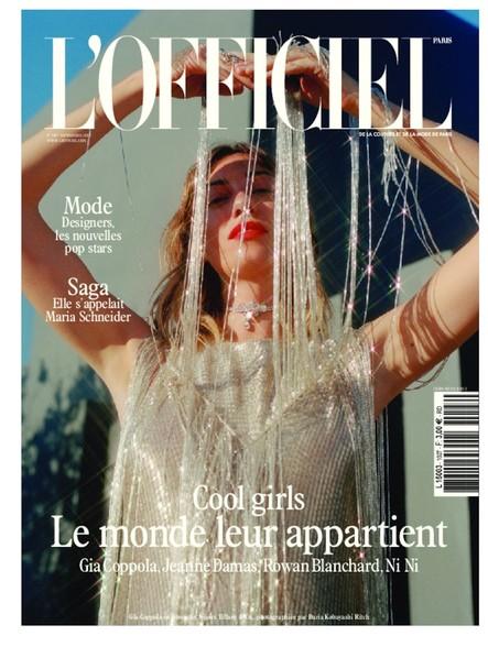 L'Officiel Mode et Couture - N°1027 - Août 2018