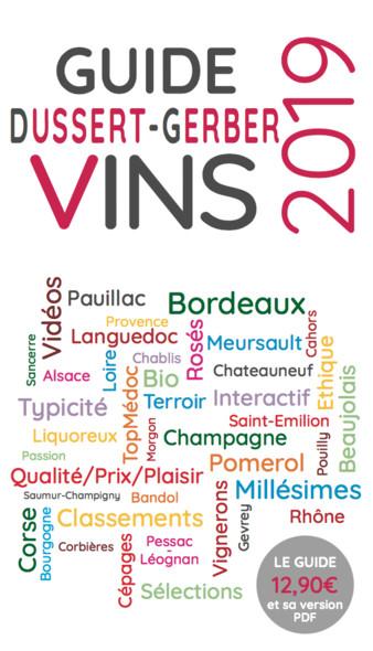 Le guide des vins Dussert-Gerber 2019
