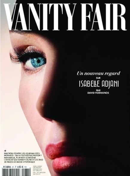 Vanity Fair - Août 2018